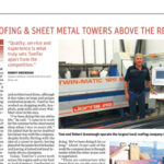 TomTar Roofing & Sheet Metal Towers Above the Rest